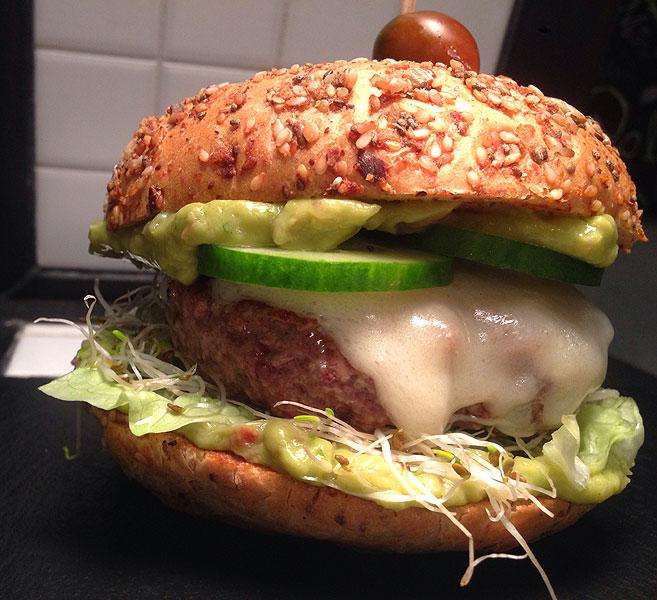 Angus Frühlings Burger