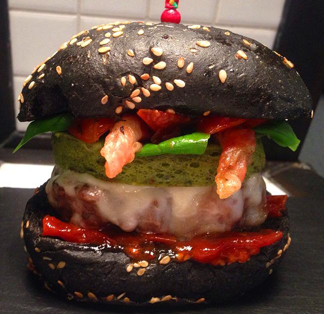 Summer Time Burger