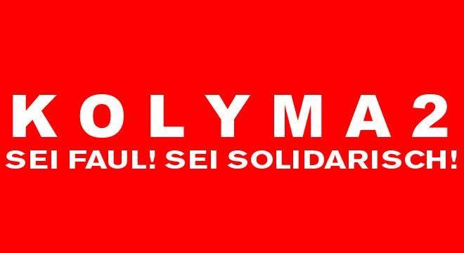 Bestellungen nun auch über Kolyma2